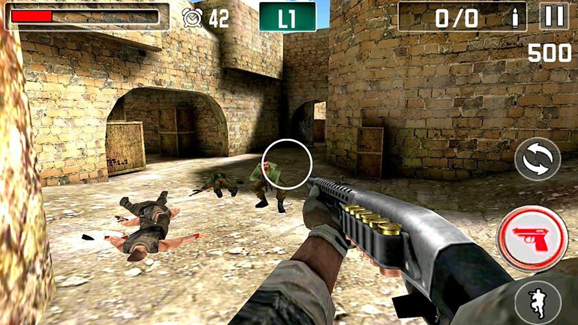 Jeux de tir