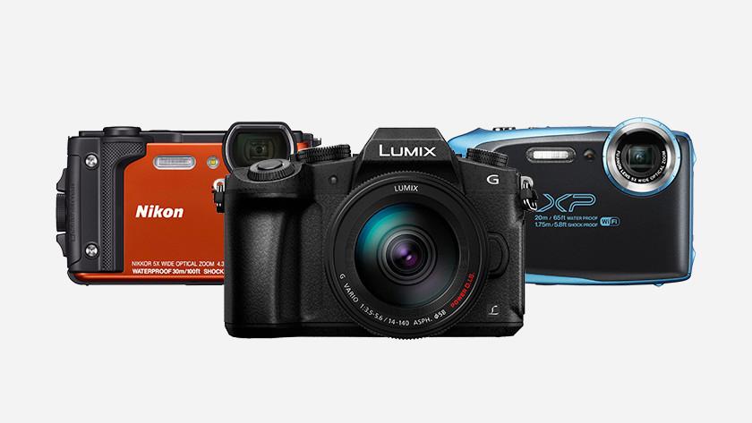 caméras étanches