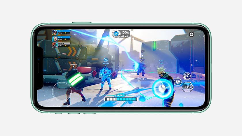 Scherm iPhone 11