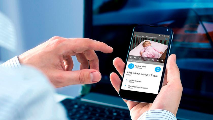 Smartphone connecté
