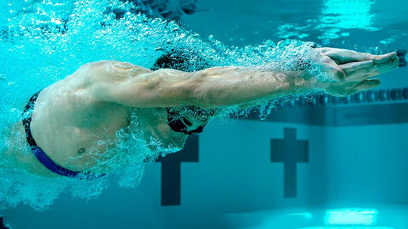 zwemhorloge sporthorloge zwemmen
