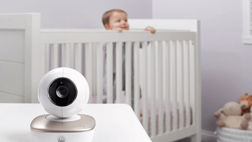 Caméra et appli des babyphones connectés