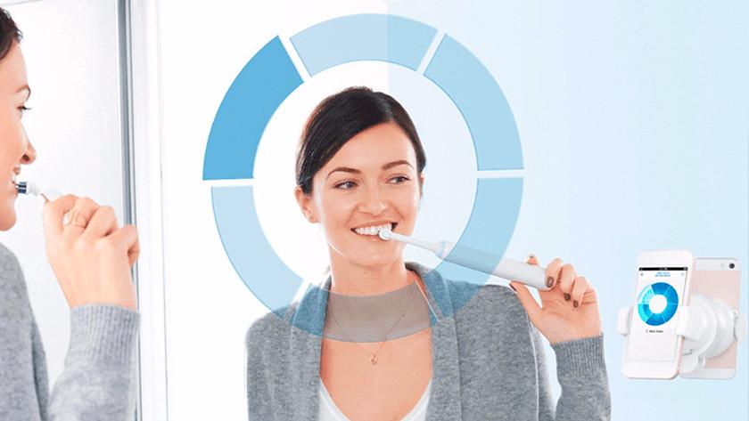 De extra functies van een roterende tandenborstel