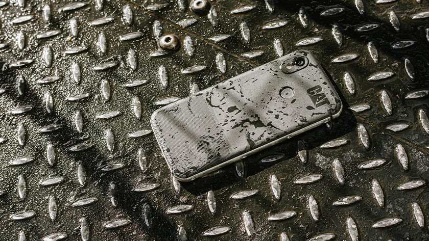 What is a rugged smartphone