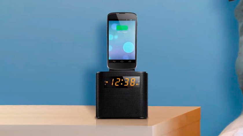 Smartphone wekkers