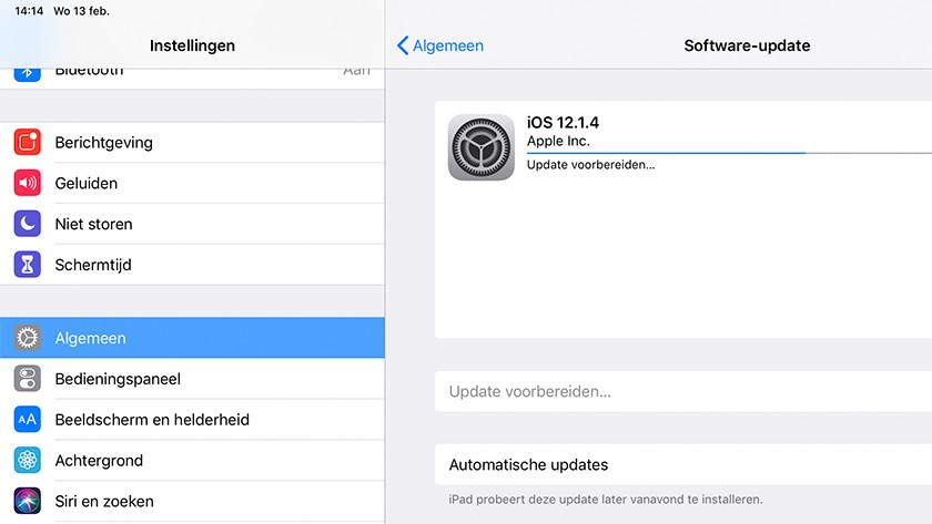 iOS Bestanden-app