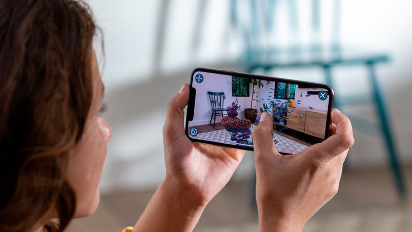 Gamen en films kijken op iPhone