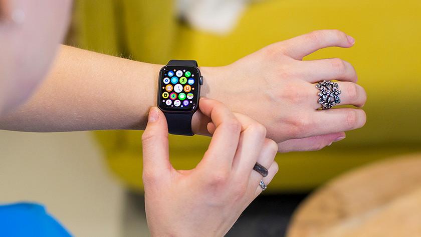 Scherm Apple Watch Series 4