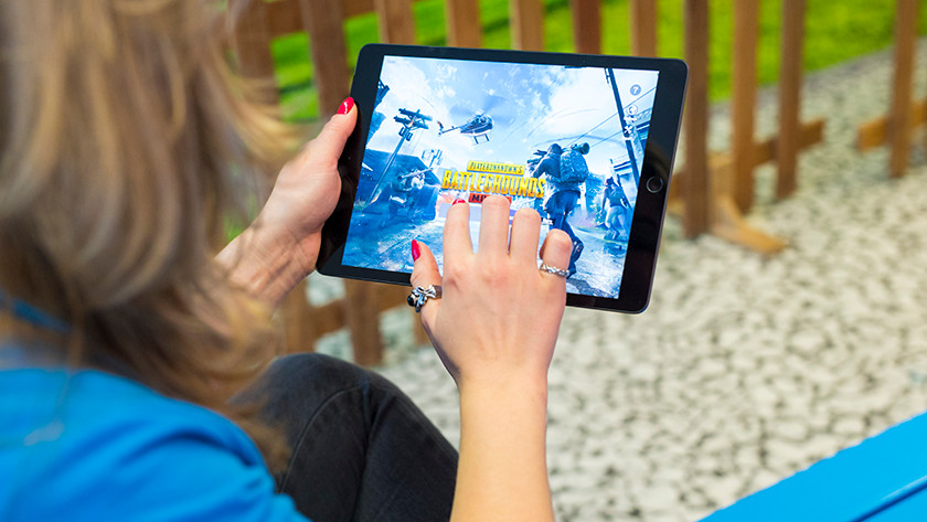 Gamen op iPad 2019
