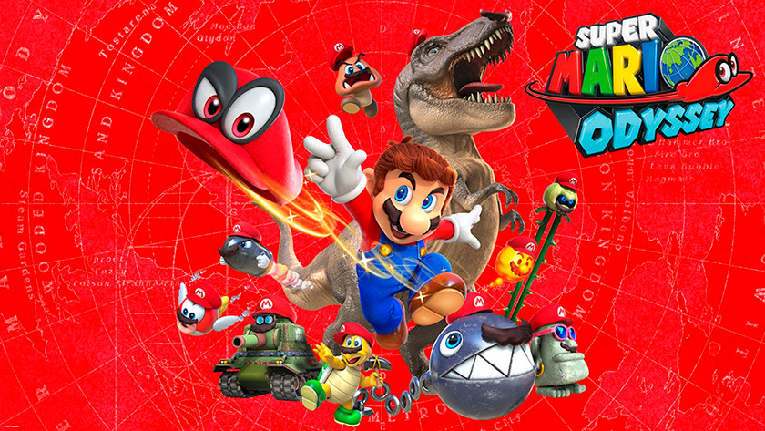 Nintendo Switch Mario Luigi Odyssey Far Cry 5 review