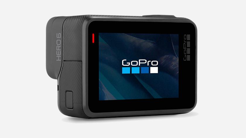 Commande GoPro HERO 6