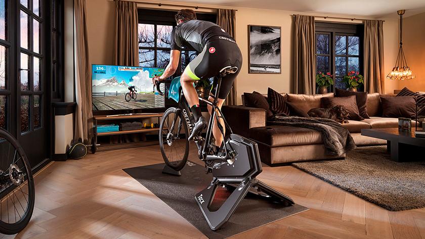 Direct drive fietstrainers