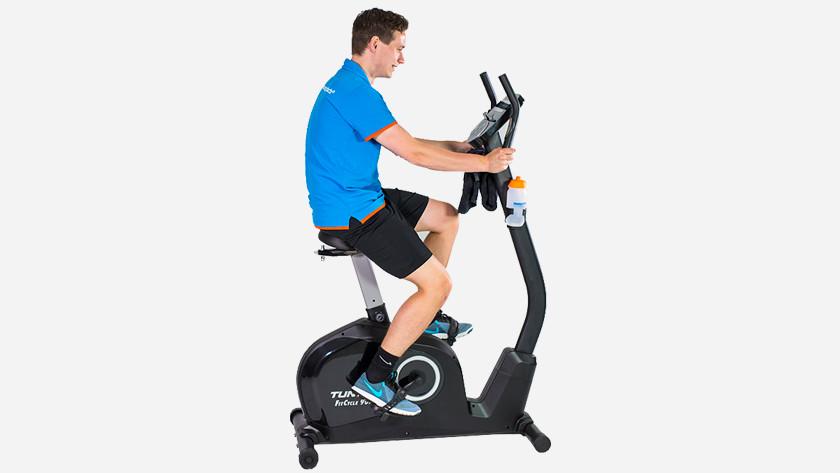 Tempo training exercise bike