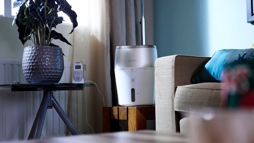 Humidifier with NanoCloud