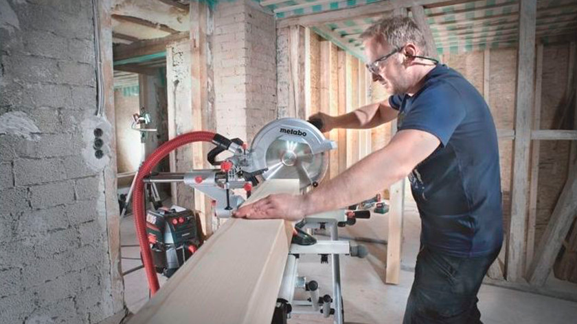 Saw blade and radial arm saw brand