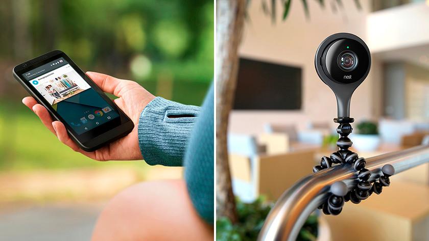 IP-camera voor buiten
