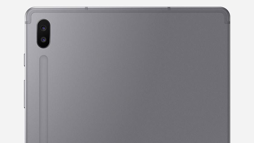 Dubbele camera Samsung Galaxy Tab S6