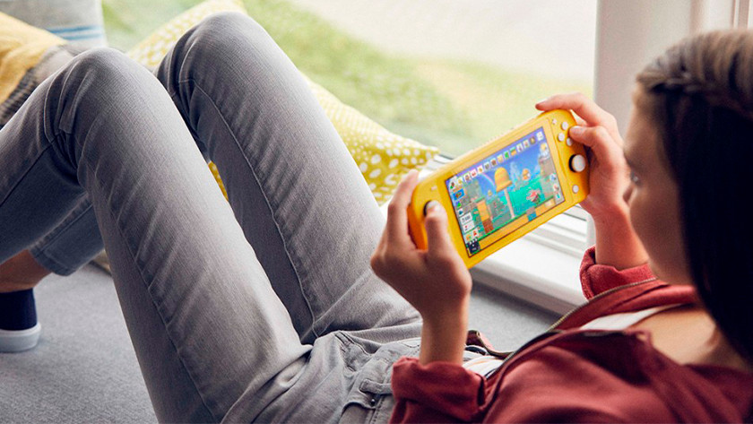 Nintendo Switch Lite portable