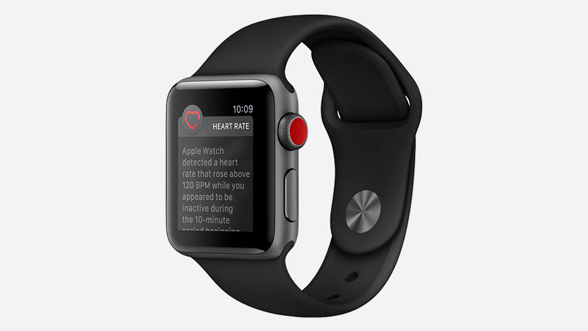 Apple Watch gezondheidscoach