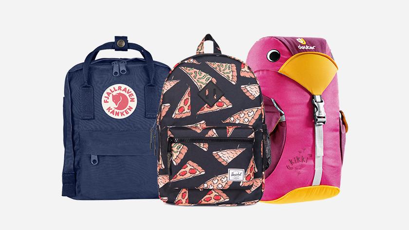 Elementary school backpacks