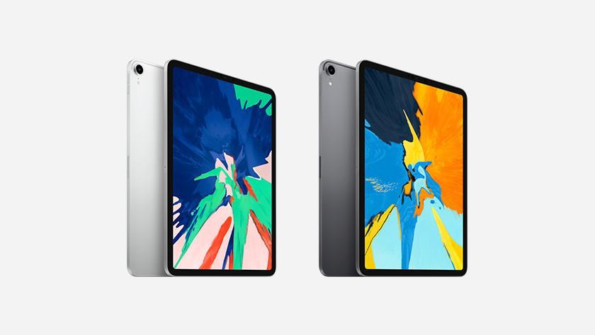 colors iPad Pro 2018