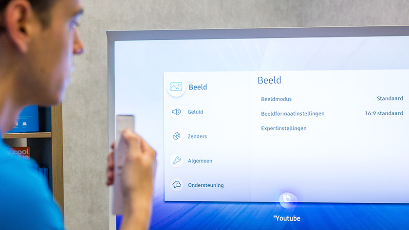 Bixby Samsung tv