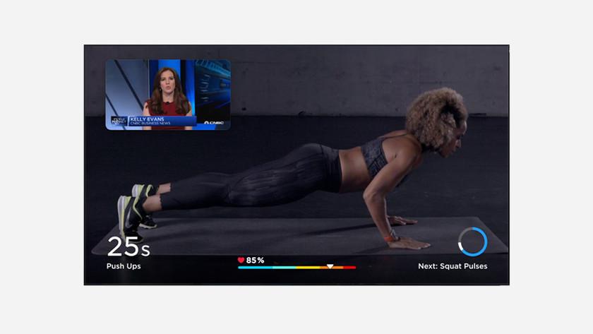 Picture in picture modus van Apple TV tvOS 14