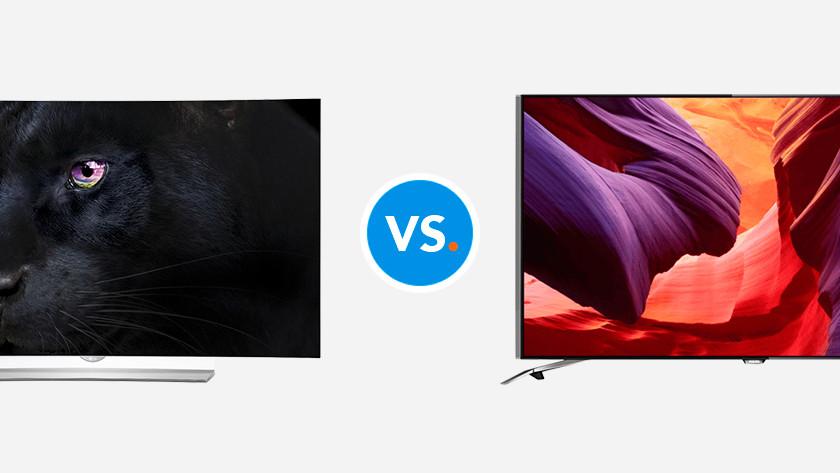 Comparaison TV