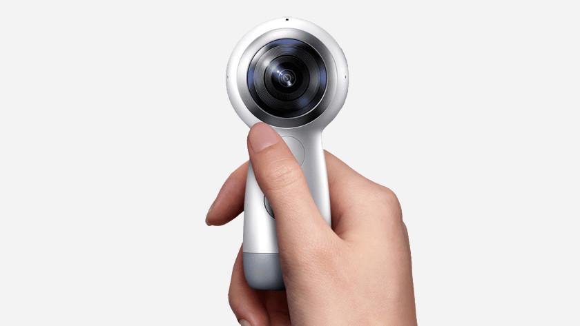 Action cam 360 graden