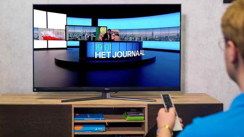 Zenders ontvangen met de Telenet tv box of digicorder