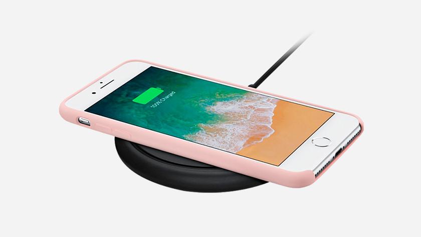 Apple iPhone draadloos opladen