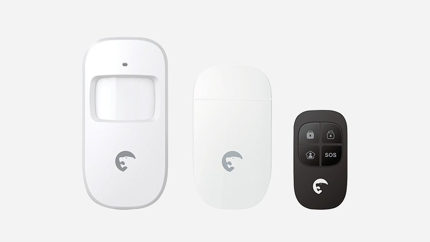 Accessoires du système d'alarme
