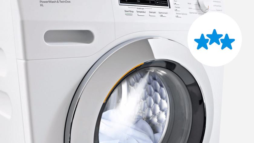 Machine à laver avec qualité de fabrication haut de gamme