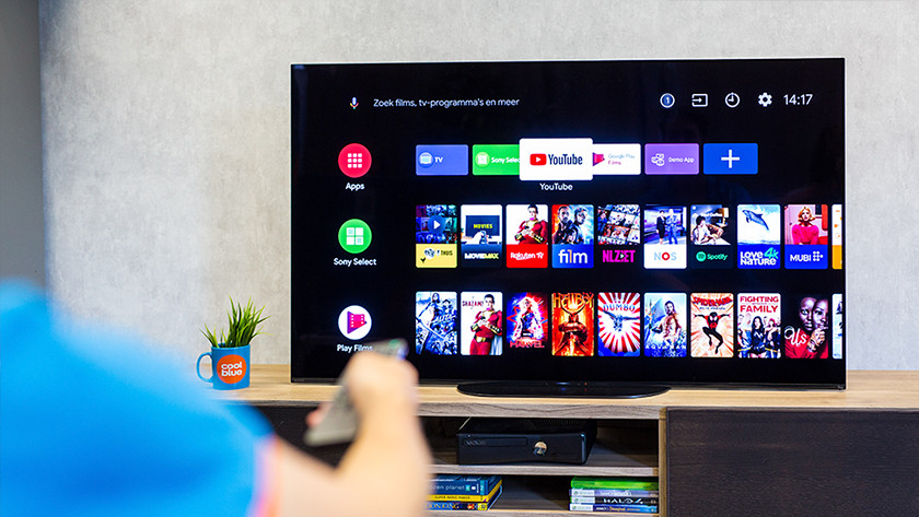 Sony AG9 Android tv