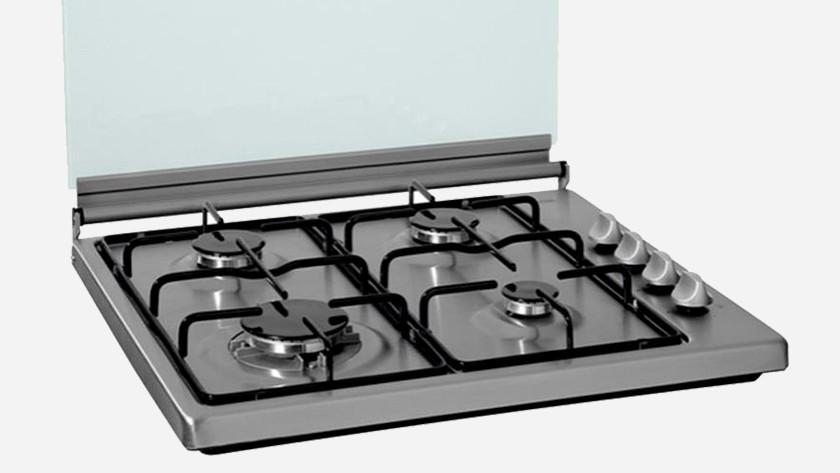 Plaque de cuisson à gaz en pose libre