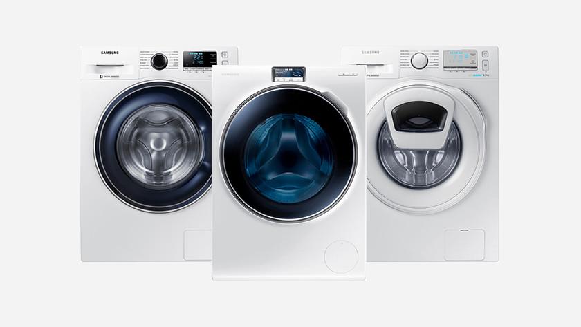 Washing machines with WiFi
