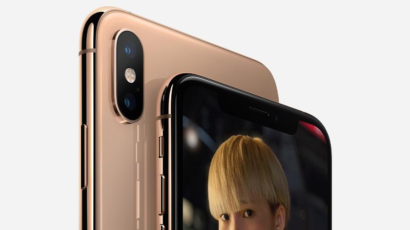 iPhone Xs Max en iPhone Xs