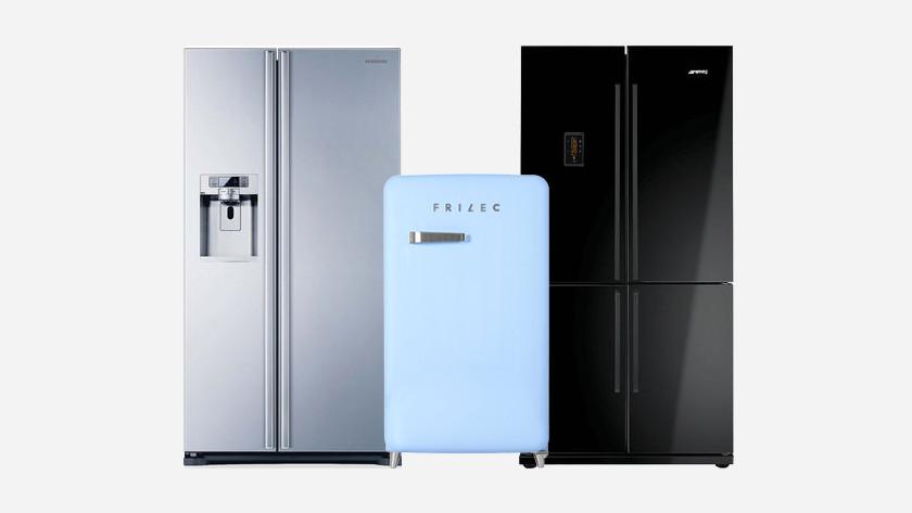 Mooie koelkasten