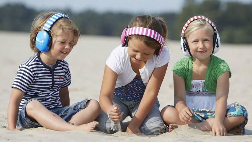 Protection auditive pour enfants