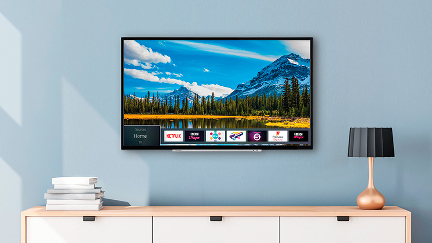 Basis smart tv platforms