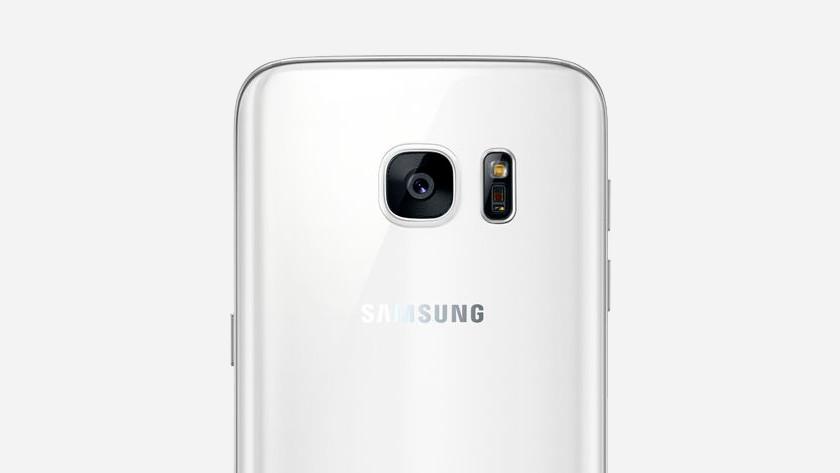 Appareil photo Galaxy S7