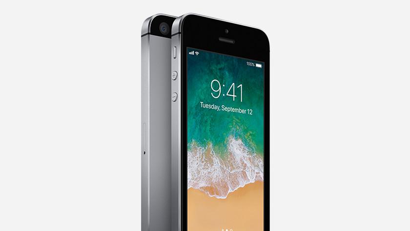 Apple iPhone SE (2016) processor A9