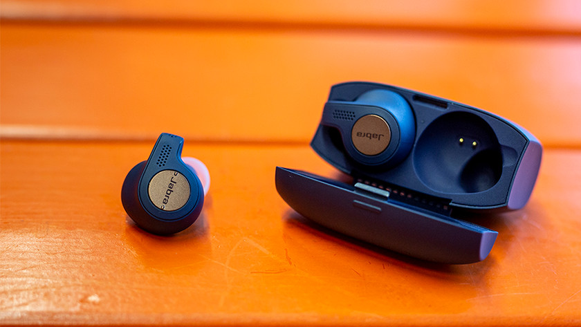 Jabra Elite Active 65t out of the box
