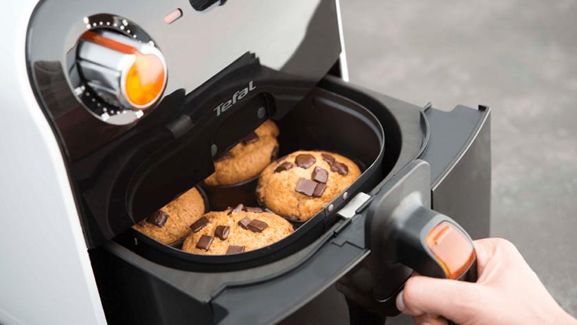 muffins in airfryer