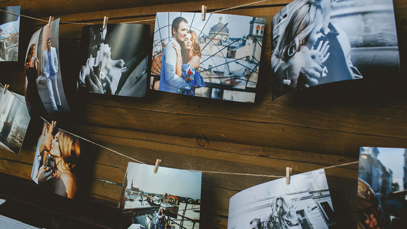 Imprimer des photos