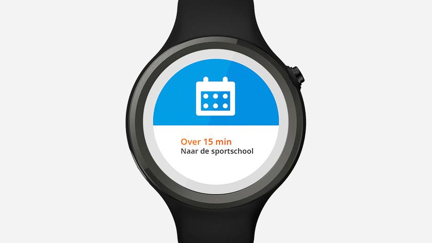 agenda smartwatch