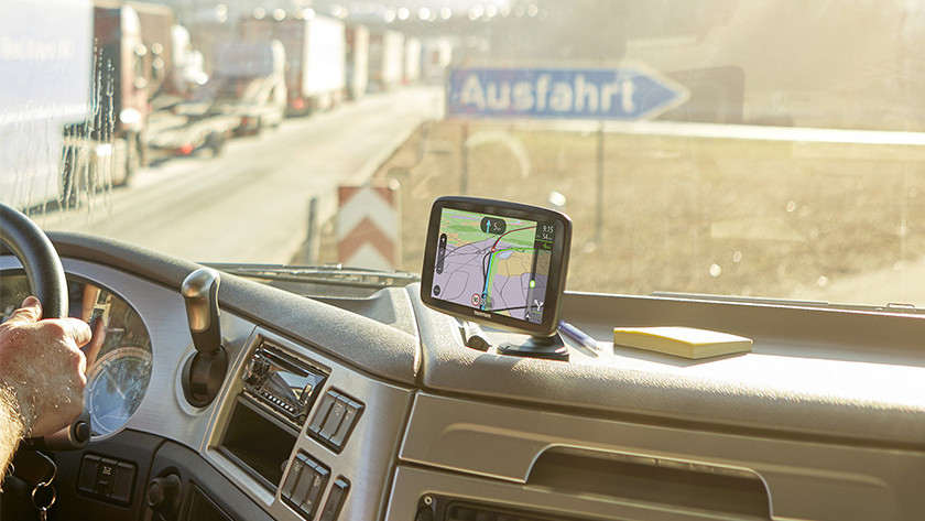 Reconnect to your TomTom