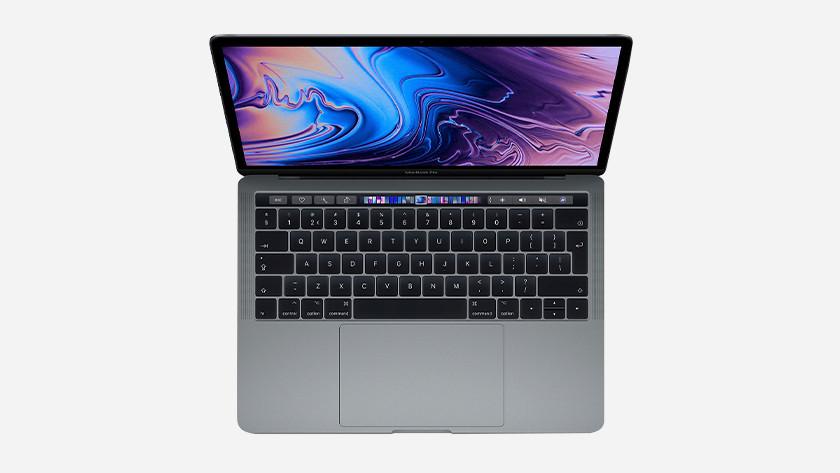 Apple MacBook Pro 13 inch afmetingen