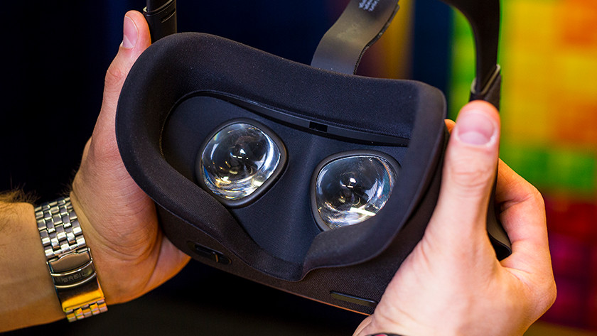 Installeren VR bril