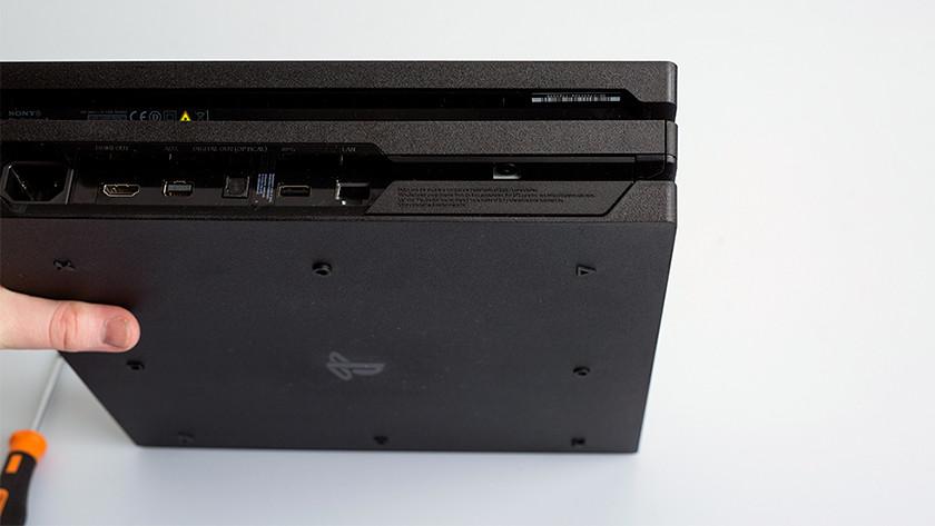 PS4 Slim HDD toegangspoort